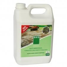 Anti-mousse BHS dallage et toit - 5L+25%