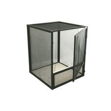"""Cage aluminium """"Reptibreeze"""" 46X46X91CM"""