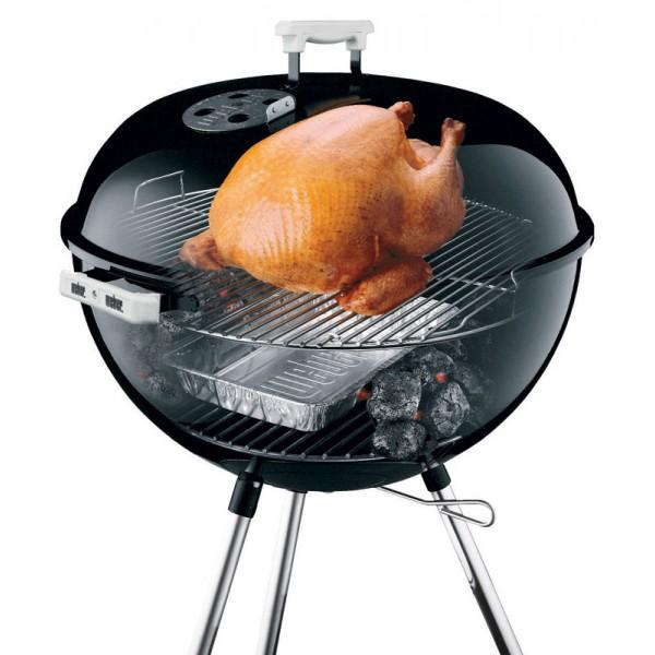 Utilisation Barbecue Weber