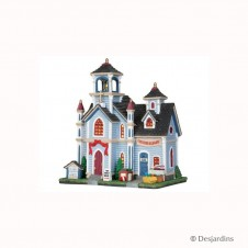 """La chapelle - Church bazaar"" Lemax"