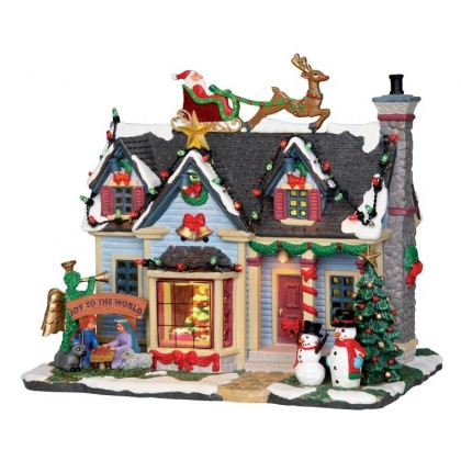 """Maison """"Best Decorated House"""" - LEMAX"""