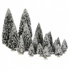 "Pack arbres ""Evergreen Tree"" x21 - LUVILLE"
