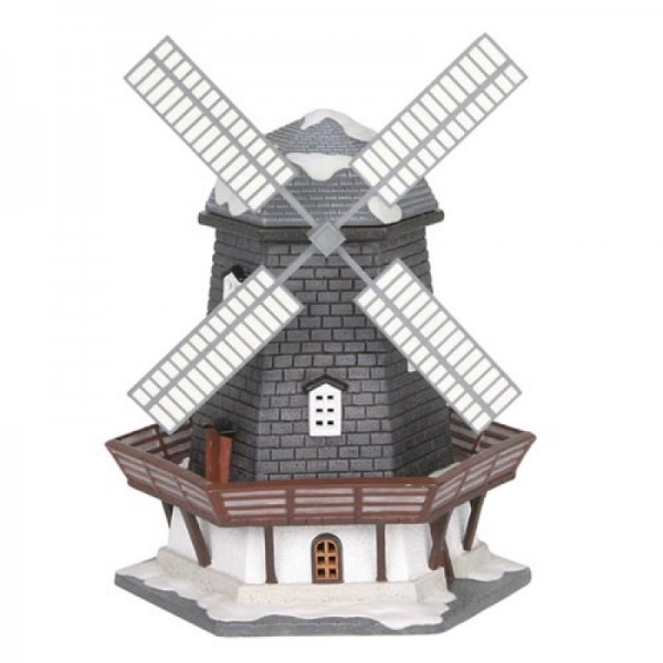 Moulin lakeside wooden windmill luville - Moulin a vent en bois a fabriquer ...