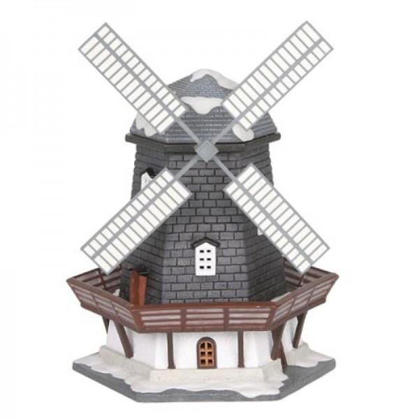 Moulin lakeside wooden windmill luville - Moulin a vent en bois a fabriquer ...