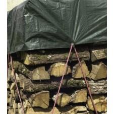 Bâche pour bois de chauffage Intermas Protex Wood -