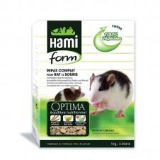 Repas complet rats/souris HamiForm - 1kg