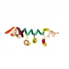 Serpentin d'activités Jef Lilliputiens - 35cm