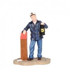 "Figurine ""Lighthouse Keeper"" - LUVILLE"