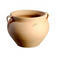 Pot boule Goicoechea 2 anses terre cuite - ø23x21cm