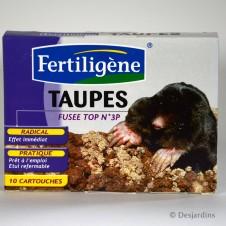 Anti-taupes Fertiligène - 10 cartouches