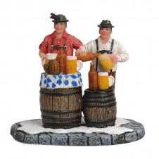 "Figurine ""Eelco and Hubert"" - LUVILLE"