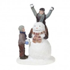 "Figurine ""Snowfighters"" - LUVILLE"
