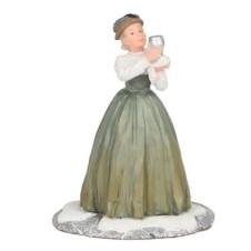"Figurine ""Jenny Darton"" - LUVILLE"