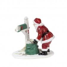 "Figurine ""Santa's Mail Box"" - LUVILLE"
