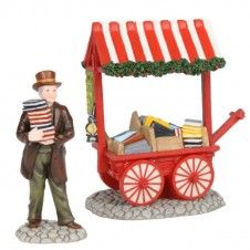 "Figurines ""Mobile Bookshop"" - LUVILLE"