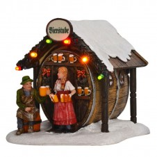 "Stand ""Christmas Market Bierstube"" - LUVILLE"