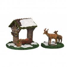 "Scène ""Deer Crib"" - LUVILLE"