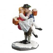 """Figurine """"Ewout and Alicia"""" - LUVILLE"""