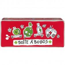 "Boîte à pharmacie ""Bobos"" DLP"