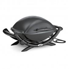 """Barbecue électrique """"Q2400"""" gris anthracite - WEBER"""