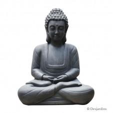 """Statue de bouddha assis """"grand modèle"""" - DESJARDINS"""