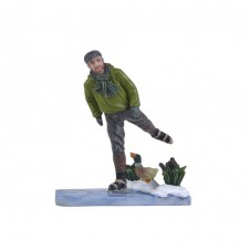 """Figurine """"Ice Skater Thijs"""" - LUVILLE"""
