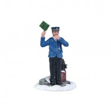 "Figurine ""Railway Guard Felix"" - LUVILLE"