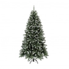 "Sapin artificiel ""Alaskan Cedar Frosted Blue"" 185 cm - TRIUMPH TREE"