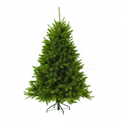 """Sapin artificiel """"Forest Frosted"""" vert - 215 cm - TRIUMPH TREE"""