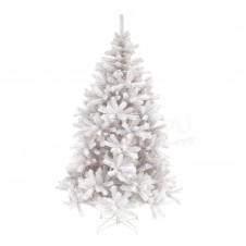 "Sapin artificiel blanc ""White Siris Iridescent"" 215 cm - TRIUMPH TREE"