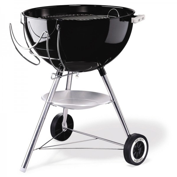 Montage barbecue weber 47 cm