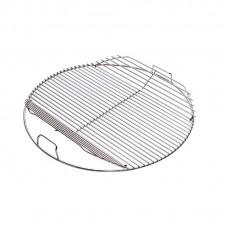 Grille de cuisson chromée articulée pour barbecue charbon 57 cm - WEBER