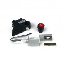 Kit piézoélectronique + électrode Q120 / 1200 et 220 / 2200 - WEBER