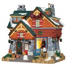 "Maison ""Antler Peak Cabin"" - LEMAX"