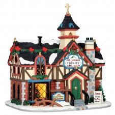 """Eglise """"Rustic Church"""" - LEMAX"""