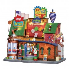 """Usine """"Tip Top Toy Factory"""" - LEMAX"""