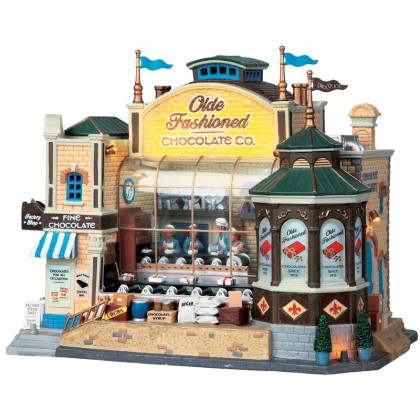 """Boutique """"Olde Fashioned Chocolate Co"""" - LEMAX"""