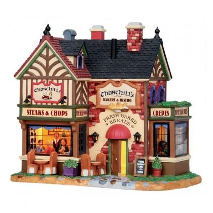"Maison ""Churchill Bakery & Bistro"" - LEMAX"