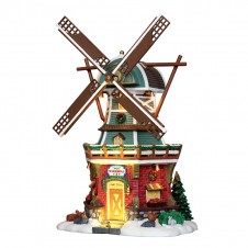 "Moulin ""Stony Brook WIndmill"" - LEMAX"