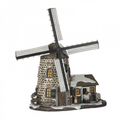 "Moulin ""Farm Mill Animated"" - LUVILLE"