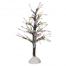 """Arbre """"Lighted Tree"""" multicolore 23 cm - LUVILLE"""