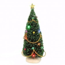 """Arbre """"Christmas Tree with Light"""" 15 cm - LUVILLE"""