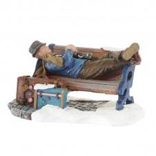 """Figurine """"Tired Tourist Jonas"""" - LUVILLE"""