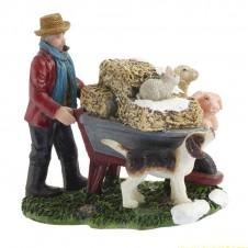 "Figurine ""Farmer Leo"" - LUVILLE"