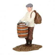 "Figurine ""François the Servant"" - LUVILLE"