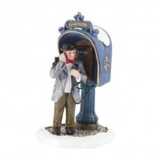 """Figurine """"Markus on the Telephone"""" - LUVILLE"""