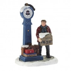 """Figurine """"Ron Is Using The Scale"""" - LUVILLE"""
