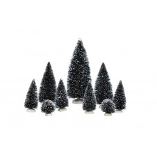 "Pack arbres ""Bristle Tree"" x9 - LUVILLE"