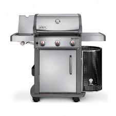 "Barbecue gaz ""Spirit Premium S-320 GBS"" inox - WEBER"
