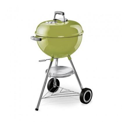 "Barbecue charbon ""Original Kettle"" 47 cm vert pomme - WEBER"